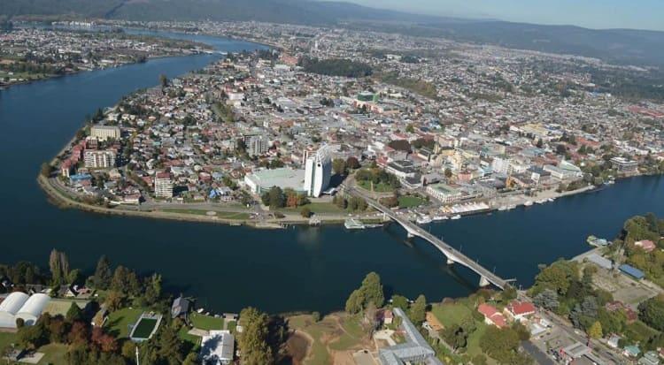 Pasajes a Valdivia