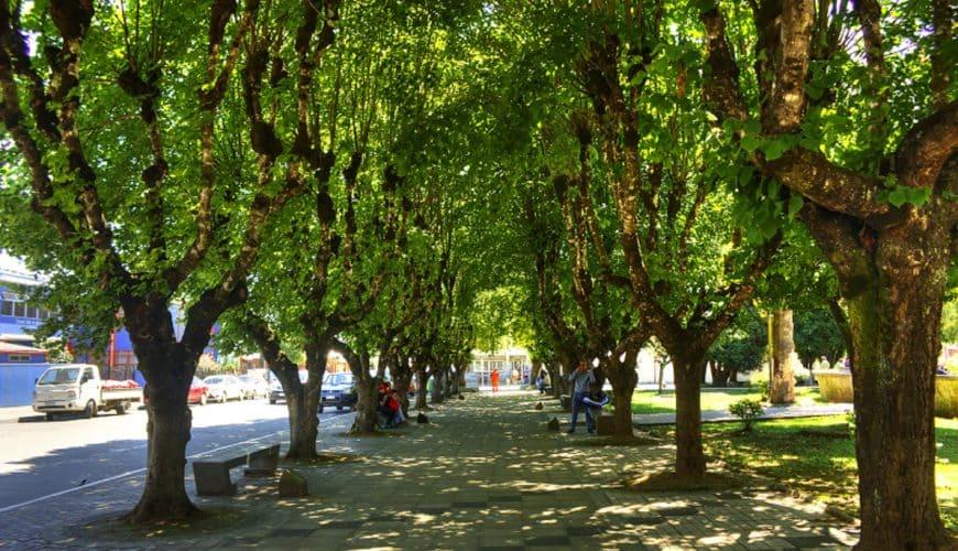 Pasajes a San José de la Mariquina