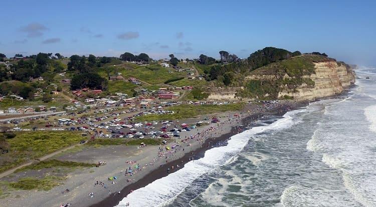 Pasajes a Puerto Saavedra