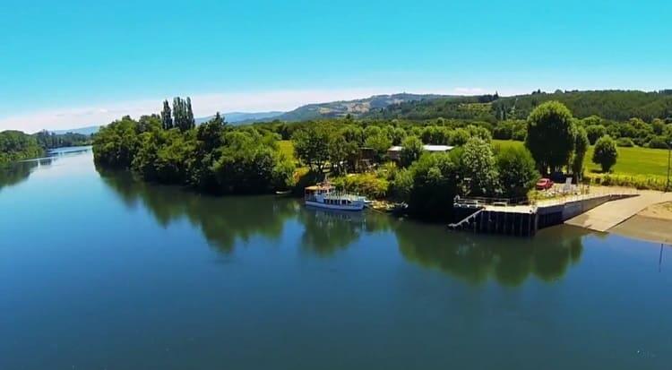 Pasajes a Río Bueno